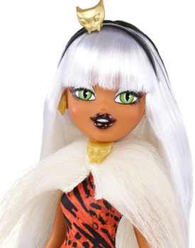 Bratzillaz Doll Sashabella Paws