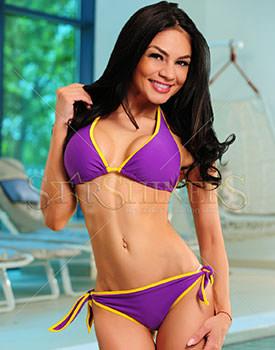 costume de baie Cosita Linda Attractive Line Purple