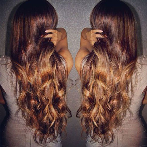 Ombre stlye