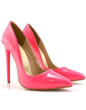 Pantofi Libano fuchsia