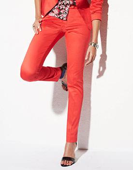 Pantaloni drepti pentru femei