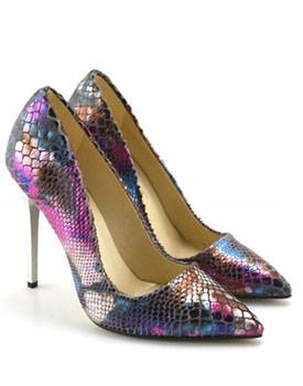 Pantofi Vese color