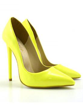 Pantofi Libano galbeni