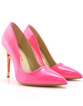 Pantofi Vese fuchsia neon
