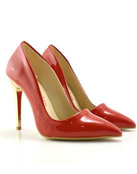 Pantofi Vese rosii