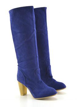 Cizme Sore blue
