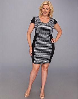 Rochie DKNY Plus Size