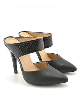 Sandale Jora negre