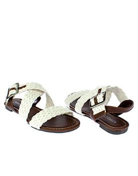 Sandale cu talpa plata