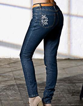 Jeansi skinny