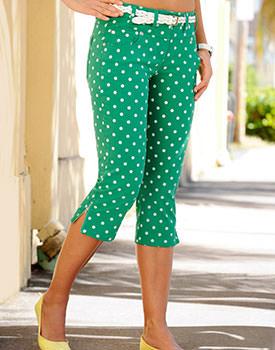 Pantaloni capri pentru femei Bonprix
