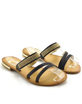 Papuci Hola negri
