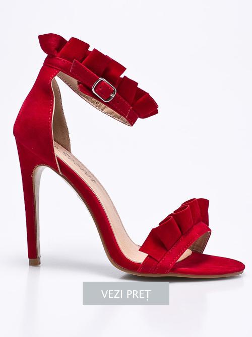 Sandale elegante de seara Secret