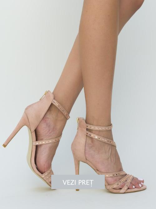Sandale Diorna roz
