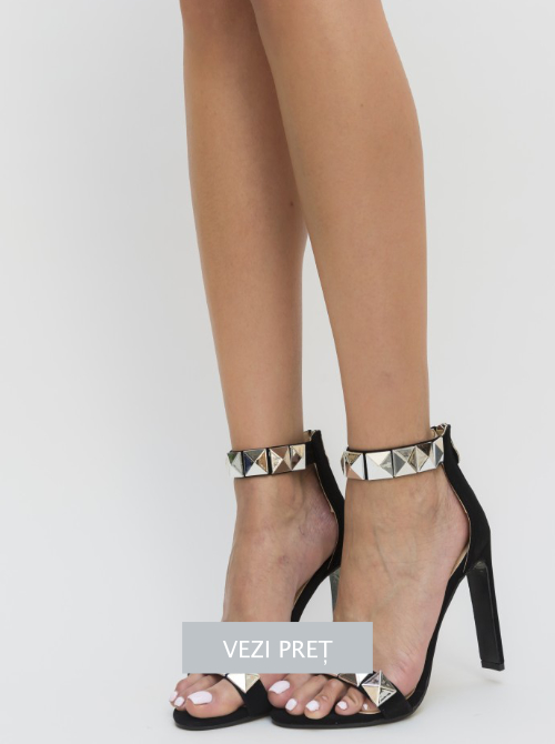 Sandale Zetea negre