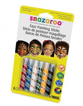 Set 6 stick-uri decor pictura pe fata