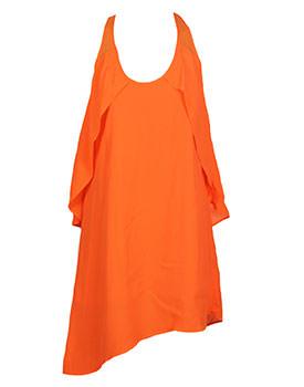 Rochie Zara Ytaca orange