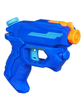 Jucarie Nerf Super Soaker Alpha Fire