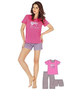Pijama dama Daisy