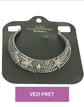 Colier Zara Basic Golden