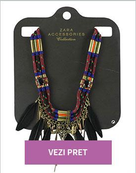 Colier Zara Rhina Colors