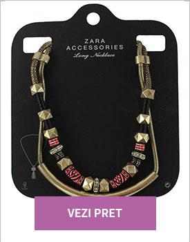 Colier Zara Vadiano Silver