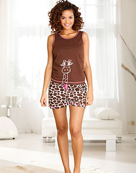 Pijama Shorty