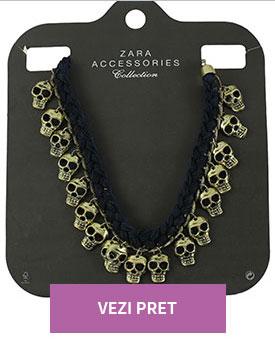 Colier Zara Ladune Golden