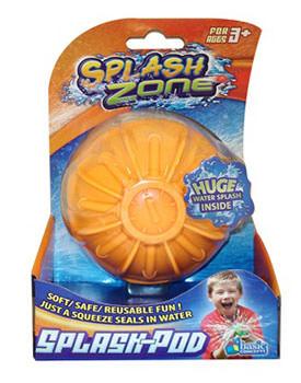 Jucarie Splash Zone Minge cu apa