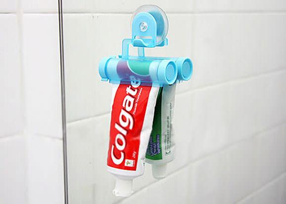 Suport pentru pasta de dinti