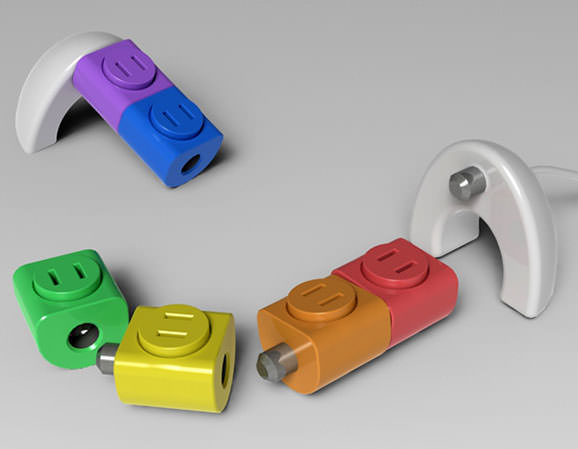 Prize rotative tip LEGO