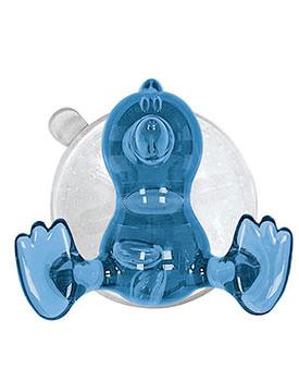 Accesorii de baie ieftine Cuier Baby Bird turquoise