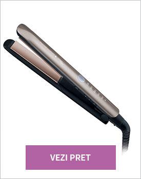 Placa de indreptat parul Remington Keratin Therapy Pro S8590