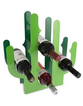 Suport pentru sticle vin Cactus