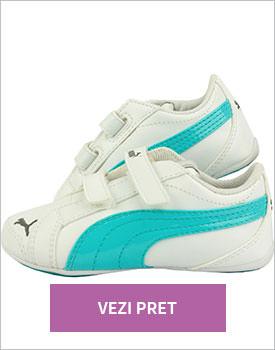 Adidasi copii Puma Janine