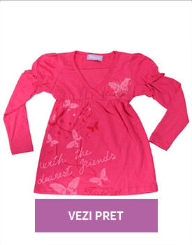 Rochie fetita roz