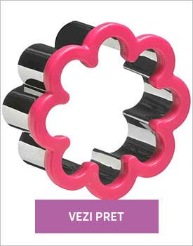 Forma pentru fursecuri Pink Flower