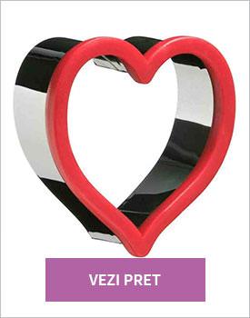 Forma pentru fursecuri Red Heart