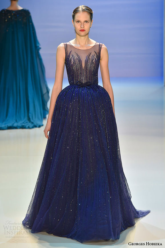 georges-hobeika-couture-fall-2014-2015-sleeveless-dark-blue-gown-with-illusion-neckline_cq5lst