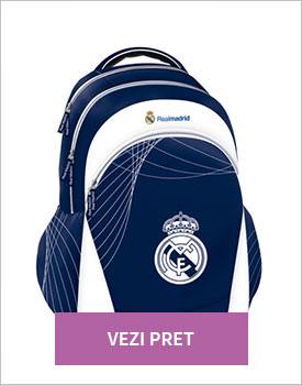 Ghiozdan Real Madrid