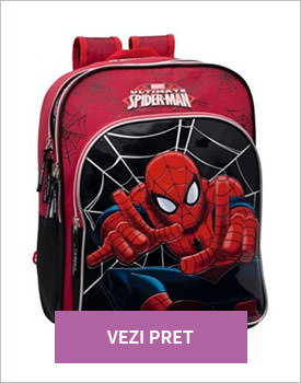 Rucsac Disney Spiderman