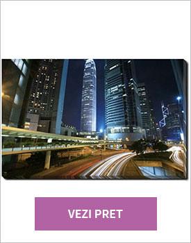 Tablou Hong Kong traffic