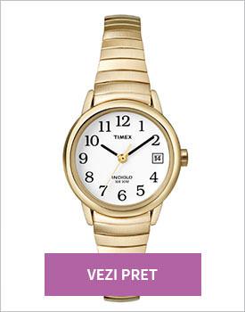 Ceas Timex Originals auriu