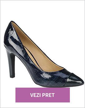 Pantofi casual Geox albastru