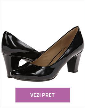 Pantofi Geox Marieclaire negri