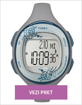 Ceas Timex Health Tacker gri