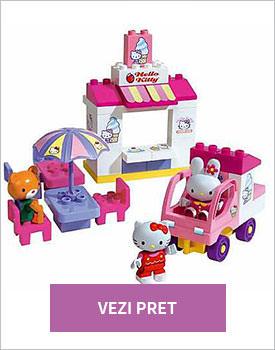 Hello Kitty Magazin inghetata