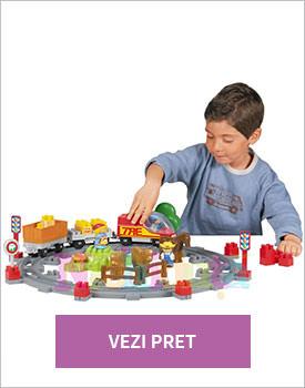 Seturi constructie copii Trenulet