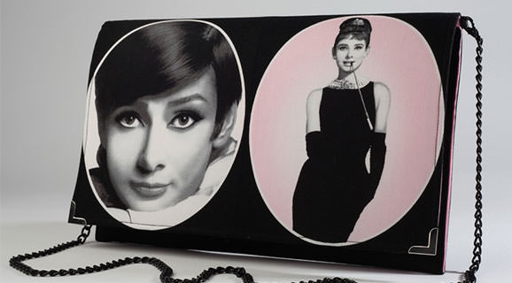Poseta plic Audrey Hepburn