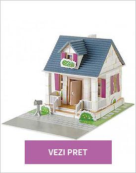 Set constructie Micul arhitect casa
